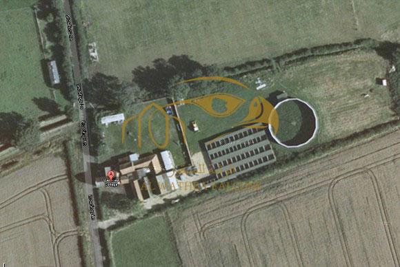 AWF Breeding Facility Location